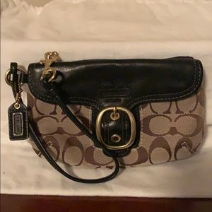 Wristlet from Coach